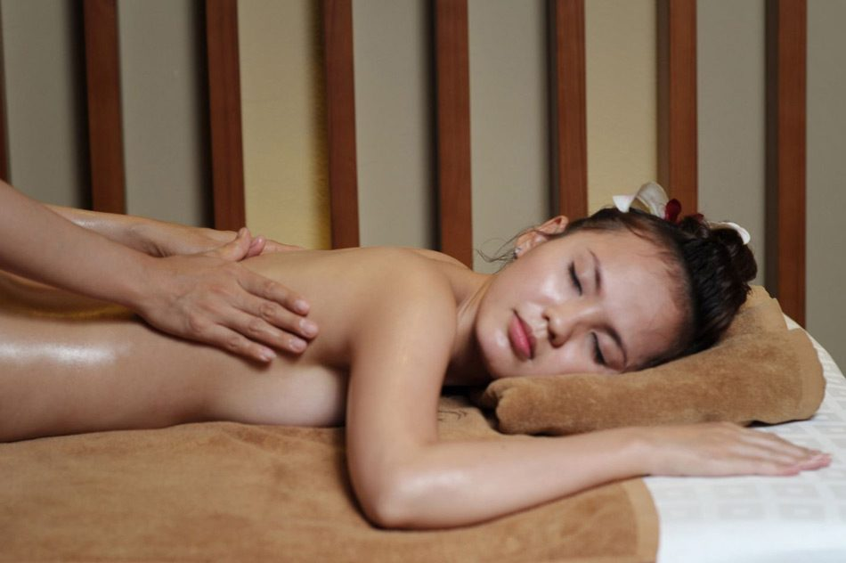 chinese sensual massage woman