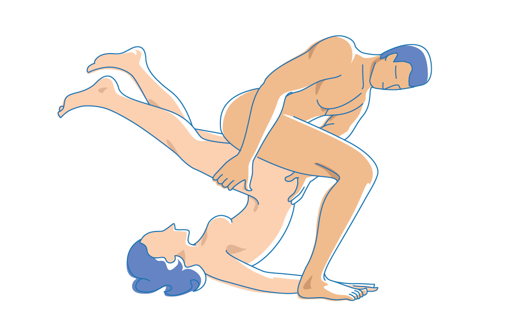 Most popular sex position