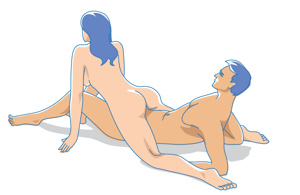 Anal Sex Positions An Illustrated Guide - School Of Squirt