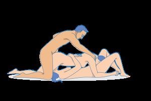Thresome sex positions